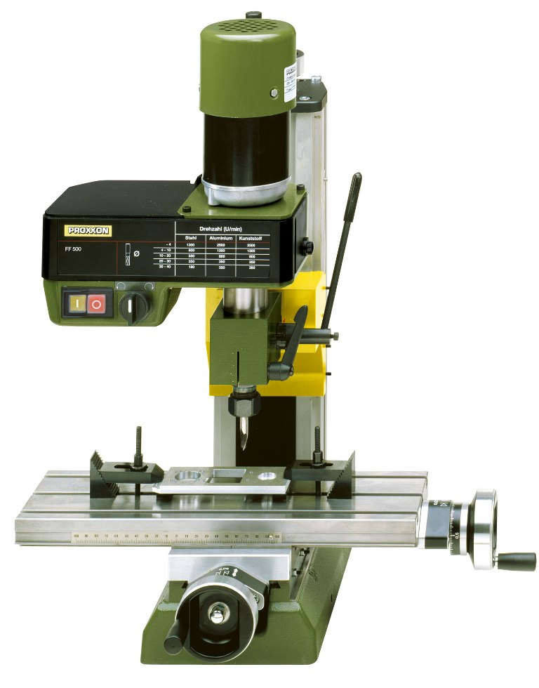 Fresadora de precision FF500 24320